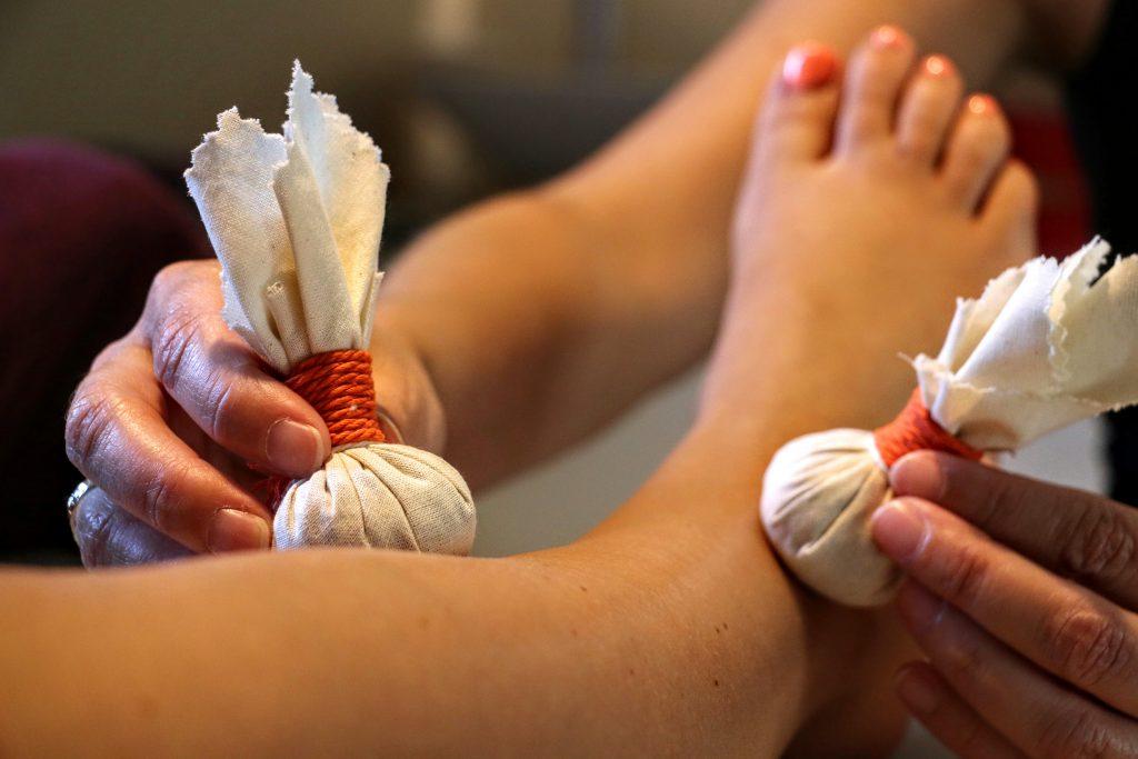 massage-onderbenen