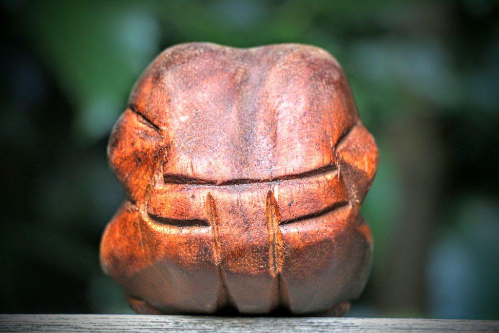 orang malu achterkant
