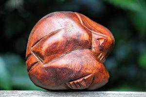 orang malu zijkant