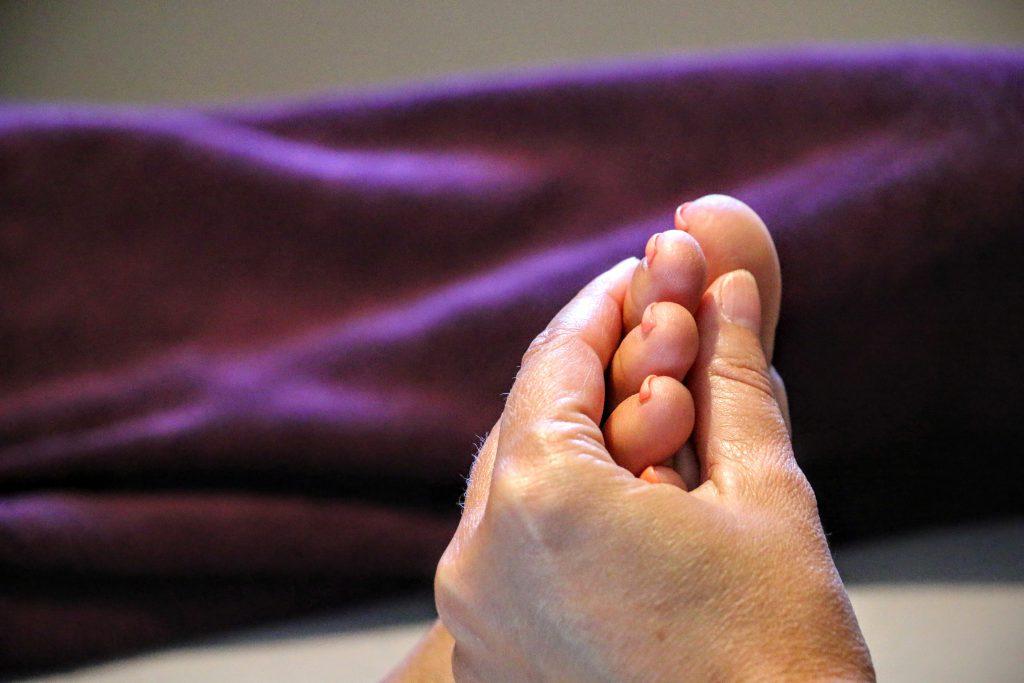 massage-voeten