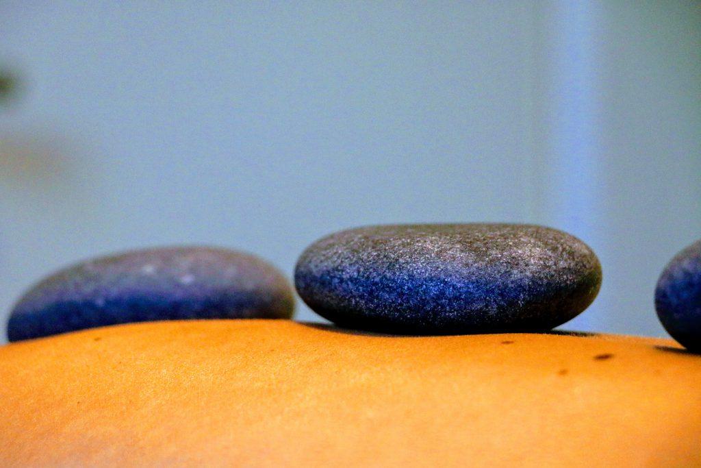 Wanneer mag je geen hot stone massage