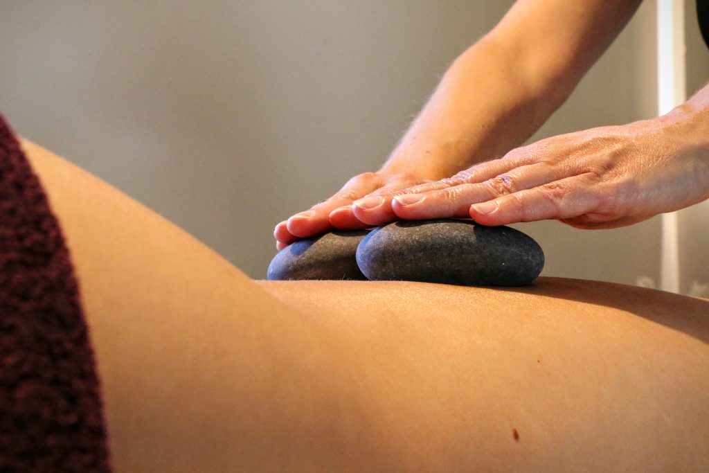 Hot stone massage Limburg