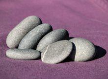 Basaltstenen - massage met stenen