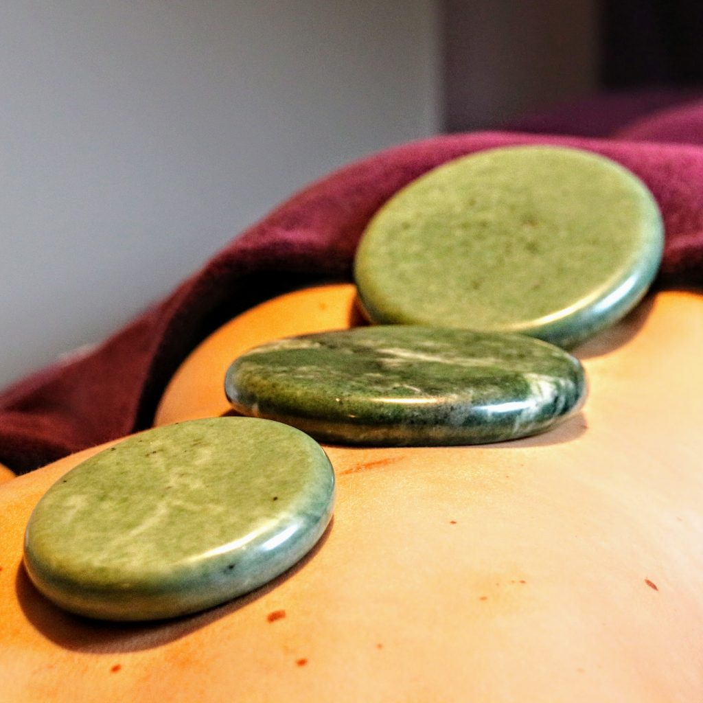 Jade Stone massage