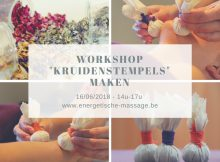 Workshop Kruidenstempels maken